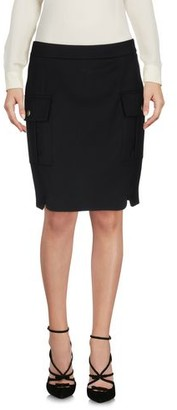 Pierre Balmain Knee length skirt