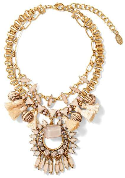 Banana Republic Elizabeth Cole | Priscilla Necklace