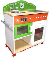 Teamson Kids Electrical Stove Play Kitchen Set