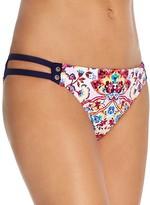 Nanette Lepore Festival Folkloric Siren Bikini Bottom