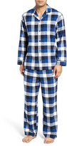 Nordstrom Men's '824' Flannel Pajama Set
