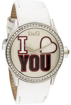 Dolce & Gabbana 'I Love You' Watch