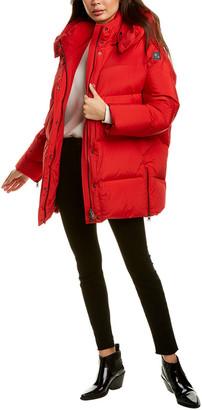 Woolrich Aurora Puffy Down Jacket
