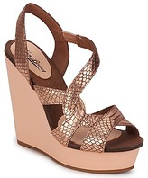 Lucky Brand YULIA Pink / GOLD