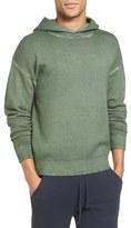 Vince Men's Drop Sleeve Pullover Hoodie