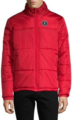 PRPS Full-Zip Quilted Jacket