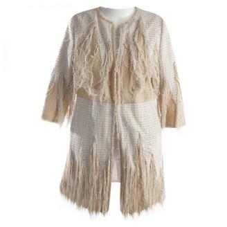 Thomas Rath Beige Jacket for Women