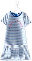 Little Marc Jacobs striped dress - kids - Cotton/Modal - 10 yrs