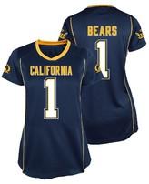 NCAA Cal Golden Bears Women's Football Jersey