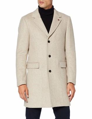 Scotch & Soda Jacket Classic Single Breasted Coat Men's Multicolor Large