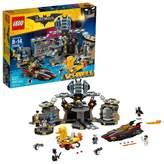 Lego Batman Movie - Batcave Break-in 70909