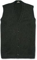Massimo Alba - Mélange Baby Alpaca-blend Sweater Vest