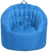 Factory Standard Bean Bag Chair & Lounger Direct Partners Upholstery Color: French Blue