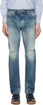 Nonnative Indigo Dweller Usual Fit Jeans