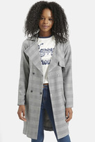 Topshop Belted Trench