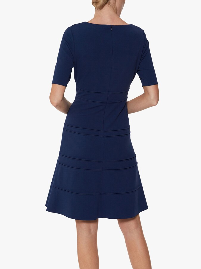 Thumbnail for your product : Gina Bacconi Brie Crepe Dress