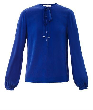 Diane von Furstenberg Whitman blouse