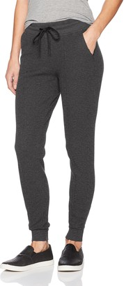 Andrew Marc Women's Seamed Thermal Jogger