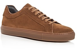 To Boot Men's Marshall Suede Lace Up Sneakers