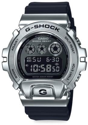 G-Shock Stainless Steel Digital Watch