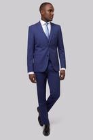 DKNY Slim Fit Bright Blue Jacket