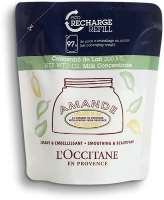 L'Occitane Almond Milk Concentrate Refill