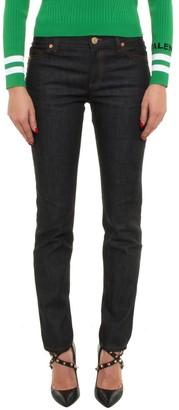 Valentino Stud-Detail Skinny Jeans