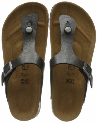 Birkenstock Tongs Gizeh Birko-flor Graceful Licorice Womens Sandal