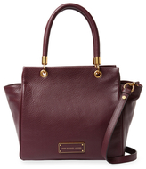 Marc by Marc Jacobs Too Hot To Handle Bentley Medium Leather Satchel