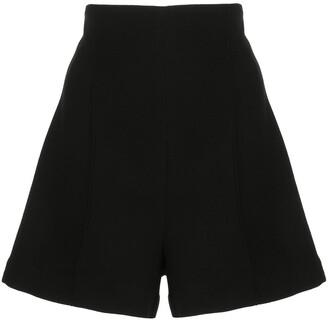 Silvia Tcherassi Genoveva high-waisted shorts
