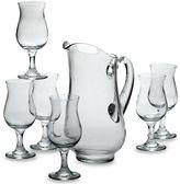 Sangria Libbey® 7-Piece Glassware Set