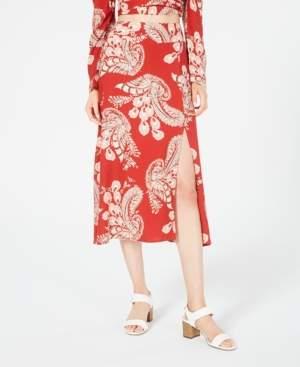 T.D.C. Topson T.d.c. Topson Midi Wrap Skirt