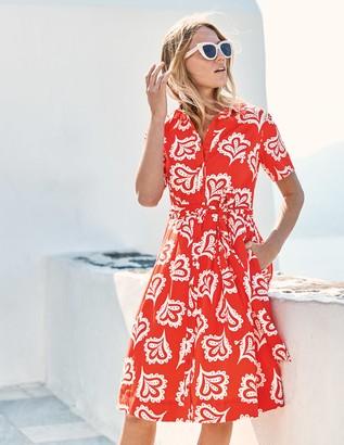 Boden Anastasia Shirt Dress