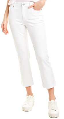 Eileen Fisher Petite White Ankle Cut