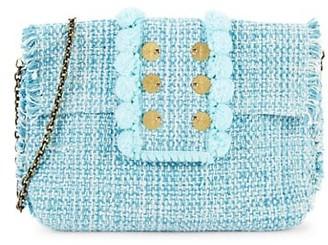 Kooreloo Capulet Tweed Crossbody Bag