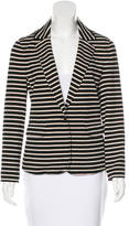 Tory Burch Striped Lucetta Blazer w/ Tags