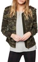 Sanctuary Women's War Is Over Camo Jacket