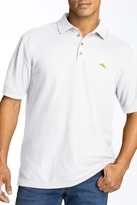 Tommy Bahama Relax The Emfielder Pique Polo (Big & Tall)