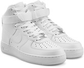 Nike Force 1 High 07 Leather Sneakers