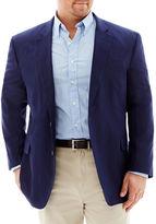 STAFFORD Stafford Linen-Cotton Sport Coat - Big & Tall