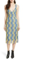 Diane von Furstenberg Women's Lace Midi Dress