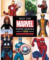 Disney Meet the Marvel Super Heroes Book