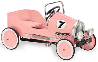 Pottery Barn Kids Pink Retro Pedal Car Ride-On