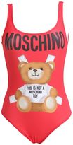 Moschino Teddy Bear Printed Swimsuit