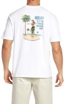 Tommy Bahama Men's Big & Tall Hula It's Me Graphic T-Shirt