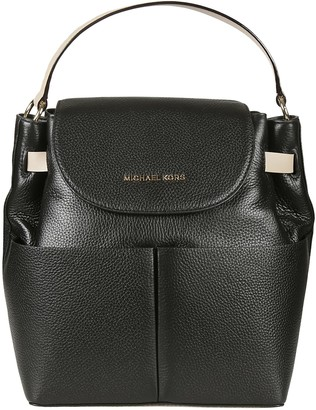 Michael Kors Round Top Handle Backpack