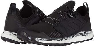 adidas Outdoor Terrex Agravic BOA (Black/Black/Grey One 2) Men's Running Shoes