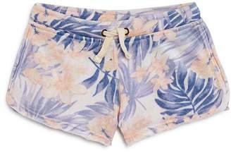 Vintage Havana Girls' Tropical Shorts - Big Kid