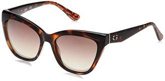 GUESS Unisex Adults' GU7540 66F Sunglasses