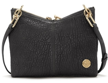Vince Camuto Avin – Double-Zipper Crossbody Bag